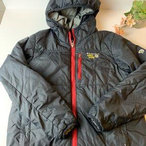 Mountain Hardwear Boys Puffer Jacket Full Zip